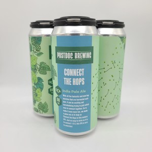 Connect the Hops IPA- 4pk 16oz Cans